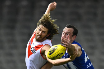 Hickey says he can see a change in enviromental awareness among the AFL's younger brigade.