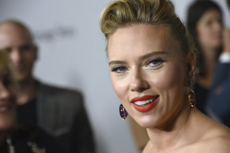 """Scarlett Johansson: """"Unless there is necessary fundamental reform within the [HFPA] I believe it is time that we take a step back."""""""