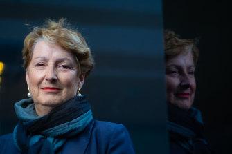 Gifted education expert Dr Leonie Kronborg.