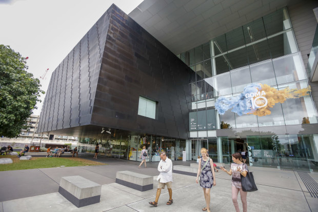 The Gallery of Modern Art is planning to reopen soon.