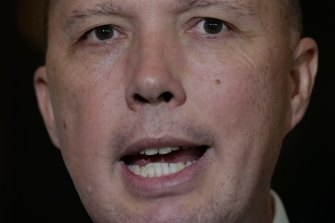 Minister for Immigration and Border Protection Peter Dutton called for special visas for South African farmers.