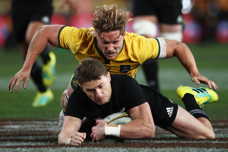 Rugby Australia Dealmaking Gives Wallabies Early Win Over All Blacks