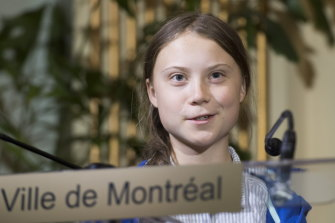 Swedish climate activist Greta Thunberg is being credited with a dramatic political shift in Austria.