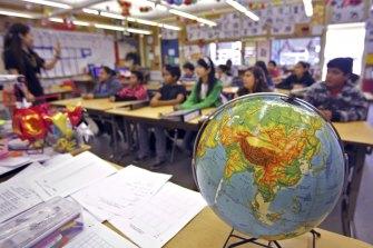 'Don't go': Confucius teachers reject reasons to end program
