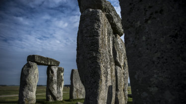 Stonehenge, the still-mysterious circle of stones and burial mounds may be Welsh.