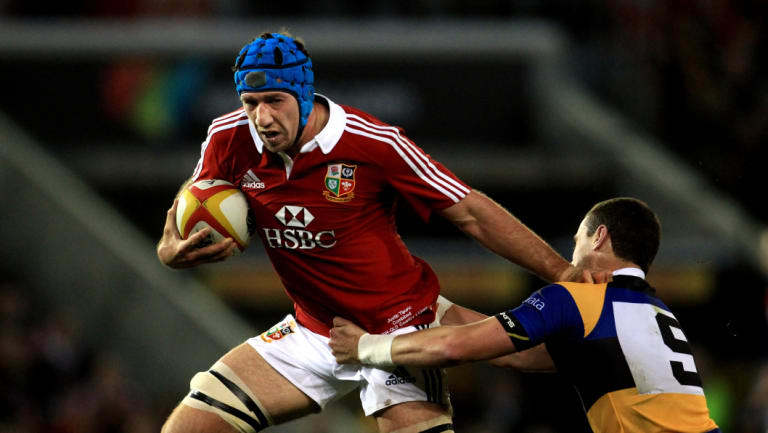 Justin Tipuric is relishing the showdown with Australia.