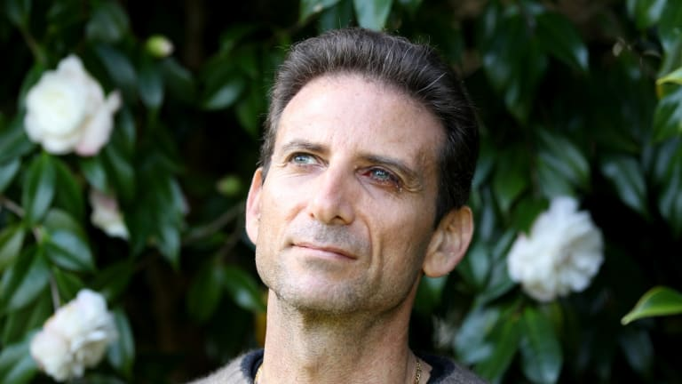 Wentworth Liberal candidate Maxine Szramka is listed as a backer of Universal Medicine, run by Serge Benhayon (pictured).