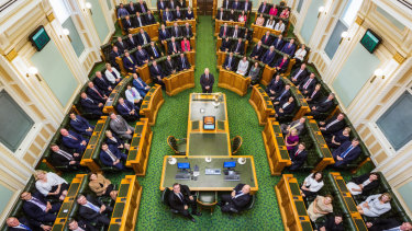 Queensland politicians are heading back for the first day of Parliament in 2019.