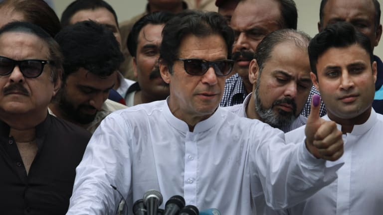 Imran Khan, Pakistan's new Prime Minister, faces a deteriorating economy and may need to go to the IMF.