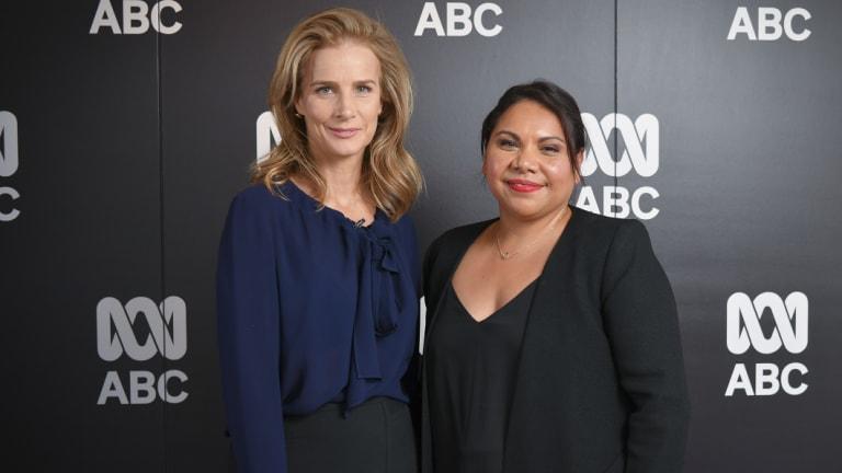 Deborah Mailman will star alongside Rachel Griffiths in a new ABC drama called B*tch.