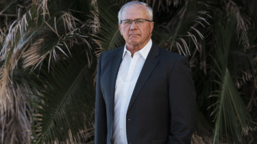 Northern Beaches councillor Pat Daley.
