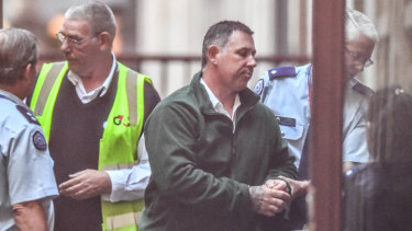 Karl Hague was convicted of killing teenager Ricky Balcombe.