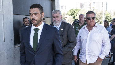 Poorly advised: The hard line taken by Greg Inglis exacerbated an already bad situation.
