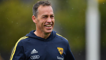 The signs are there that Alastair Clarkson could be coming west to coach the Dockers from 2020.