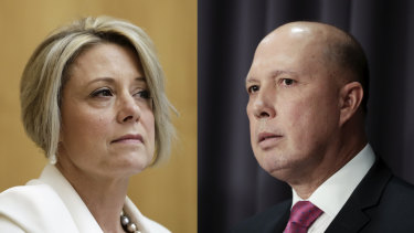 Kristina Keneally will take the fight to Peter Dutton in the mammoth portfolios of home affairs and immigration.