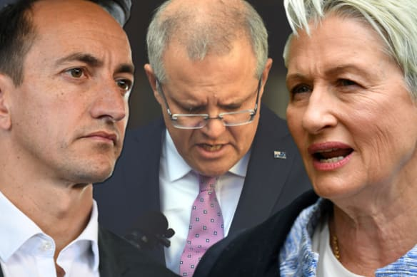 'Staggering': Libs' byelection problems stem from Canberra