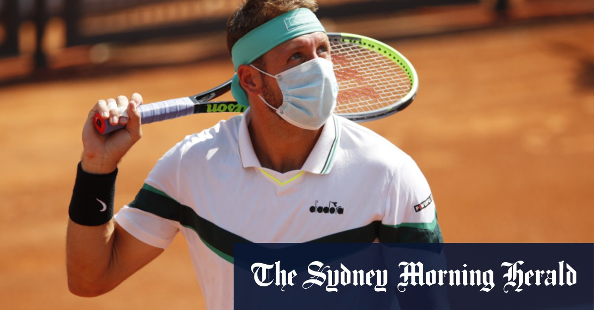 Health officials say two Australian Open players have tested positive to COVID-19 – Sydney Morning Herald