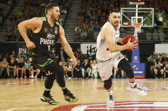 Melbourne United and South East Melbourne Phoenix hope to begin the NBL season at John Cain Arena.