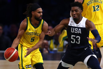 Australia's Patty Mills and a host of international and US NBA stars may have their Olympic plans disrupted.