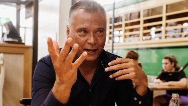 Stan Grant's new book examines a world in crisis.