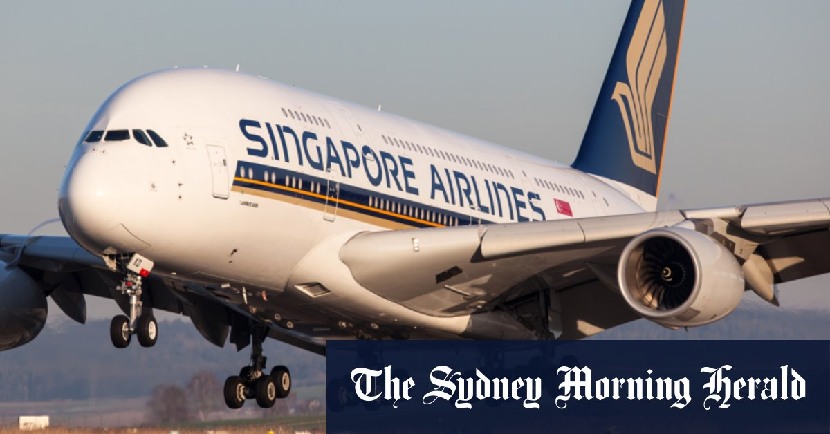Australia and Singapore plan for travel bubble and quarantine hub by July – Sydney Morning Herald
