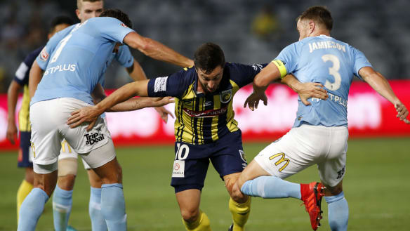 Mariners end drought as City slip up