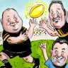 Penrith Panthers spend big, but not far