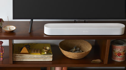 Tiny Sonos Beam bests some of the biggest home theatre hi-fi