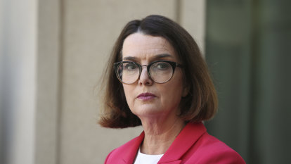 Anne Ruston's new job is a rebranding of her old job, but the time for political tricks is over