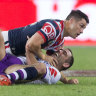 Smith tips Roosters to be fuelled by Cronk's exit