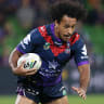 Melbourne Storm star Felise Kaufusi patiently waiting for Maroons call