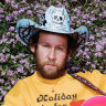 After 20-odd years in the US, Ben Lee is back in Sydney with new single 'Born for this Bullshit'.