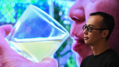 'To survive you had to be a smuggler': How James Nguyen turned seeds into art