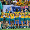 New low for men's Test team as fans embrace women's sporting sides