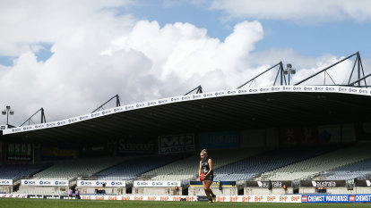 AFLW not going anywhere: Susan Alberti