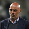Kevin Muscat is set to be sacked from his job as coach of Belgian side Sint-Truiden, according to reports.