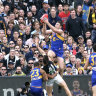 'I just wanted one forward's head': Inside story of West Coast's AFL Grand Final triumph