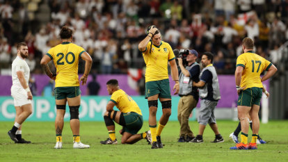 Rating the Wallabies: the keepers, goners and question marks