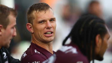Tom Trbojevic has been lauded as the best player in the NRL by former coach Trent Barrett.