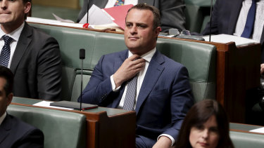 Victorian Liberal MP Tim Wilson said the environment was a factor for voters he spoke to on polling day.