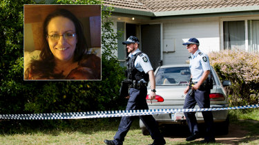 Tania Louise Klemke bled to death after her dog turned on her.