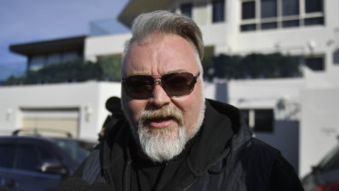 Kyle Sandilands faced calls for his sacking after he questioned the legitimacy of the immaculate conception.