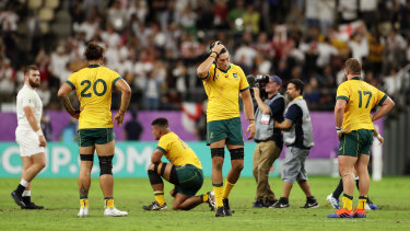 The Wallabies' travails on the field have contributed to Rugby Australia's perilous position.