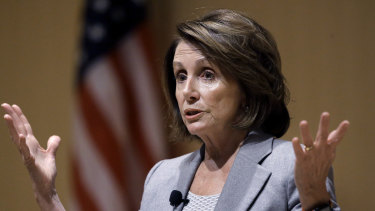 Nancy Pelosi is confident the Democrats can regain the House following the upcoming midterm elections in the US.