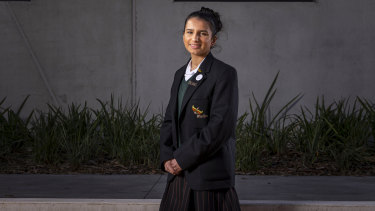 Year 12 student Elin Murray is calling for an overhaul of civics and citizenship education in schools