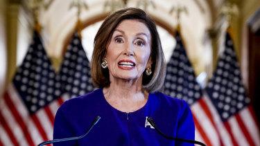 House Speaker Nancy Pelosi has instigated impeachment proceedings against Donald Trump.