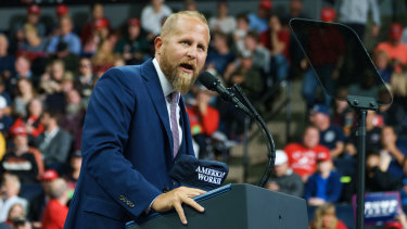 Brad Parscale, manager of US President Donald Trump's re-election campaign, has lashed out at Twitter.