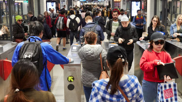 The cost of public transport is high for those on the unemployment benefit.