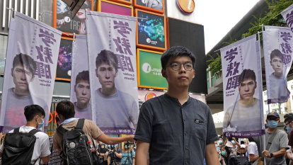 Books disappear from Hong Kong libraries after new law
