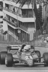 The 1983 Monaco grand prix